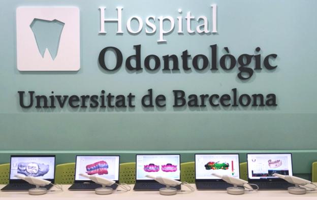 Impulsamos la digitalización 3D de la práctica asistencial en el Hospital Odontològic Universitat de Barcelona
