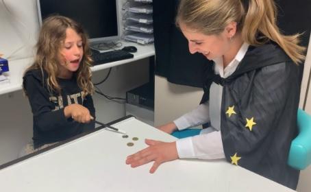 La magia llega al Hospital Odontològic Universitat de Barcelona