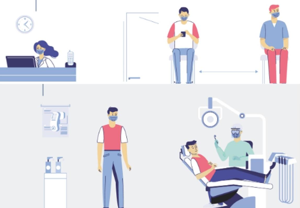Actualización de la situación del Hospital Odontològic UB y del Hospital Podològic UB