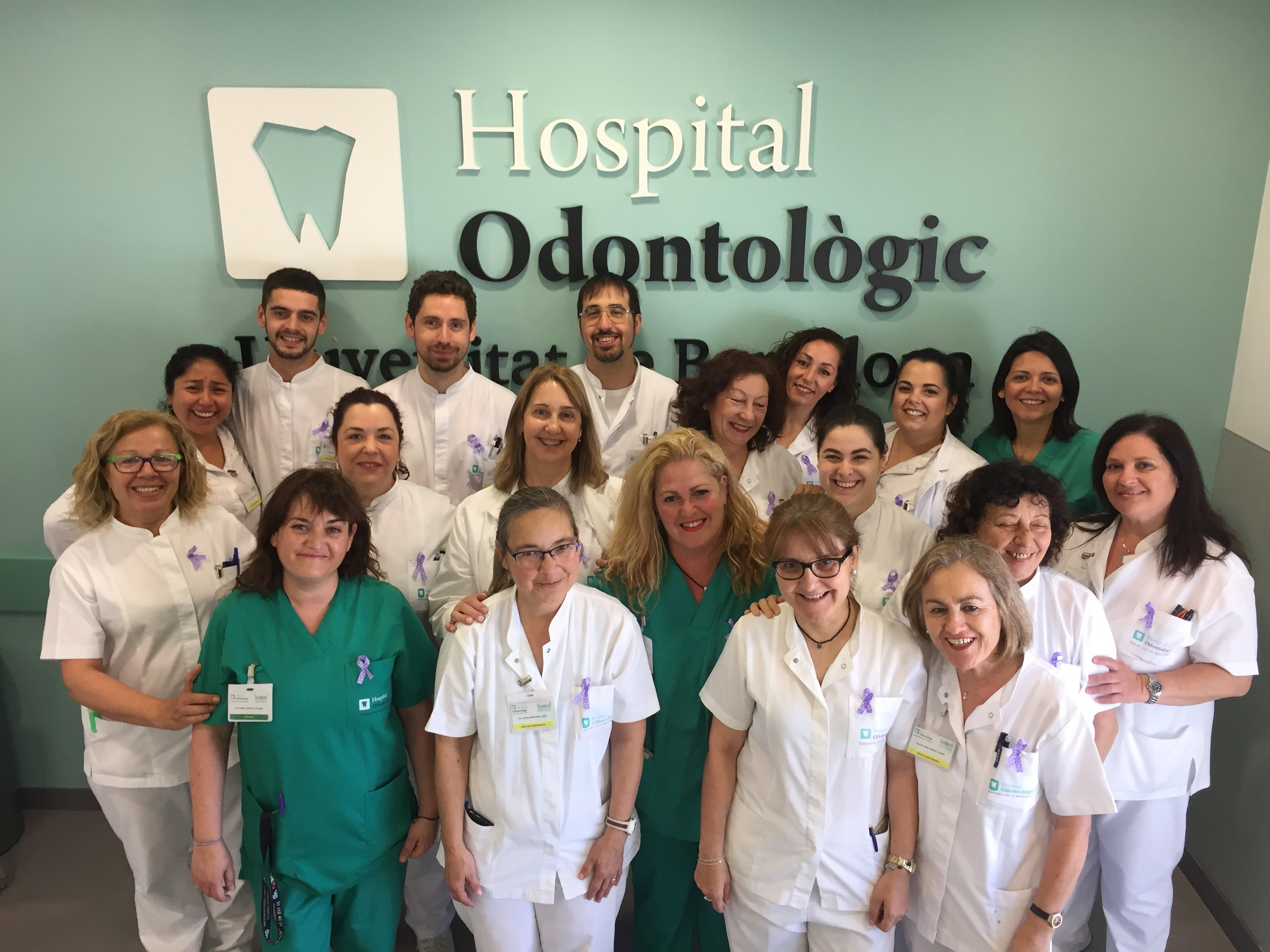 El Hospital Odontològic Universitat de Barcelona celebra el dia europeu contra el cáncer oral