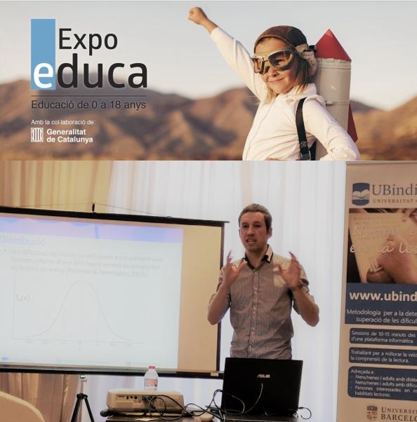 UBinding participa en Expoeduca 2019