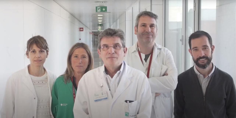 L'Hospital Podològic Universitat de Barcelona participa en un projecte per millorar la qualitat de vida de pacients amb ELA
