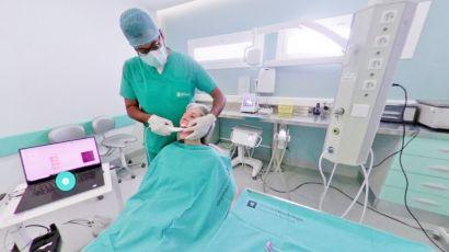 Visita virtualment el quiròfan de l'Hospital Odontològic Universitat de Barcelona