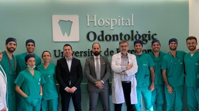 Taller intensiu de cirurgia implantològica avançada a l'Hospital Odontològic Universitat de Barcelona