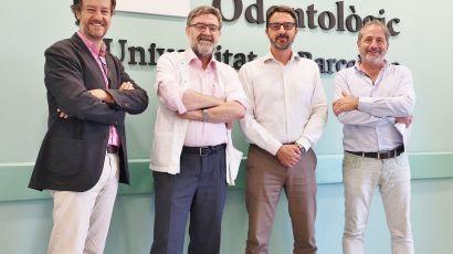 BIONER, S.A i el Master de Medicina, Cirugía e Implantología Oral firman un convenio de colaboración para iniciar un nuevo ensayo clínico en el Hospital Odontològic UB