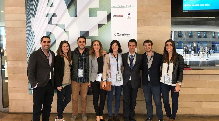 Exitosa participació dels alumnes del Postgrau d'Endodòncia de la Universitat de Barcelona en el XXXVII Congrés Nacional d'AEDE