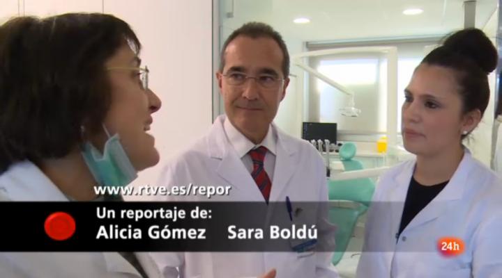 L'Hospital Odontològic en un reportatge de rtve